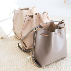 mydeerfox bucket bag
