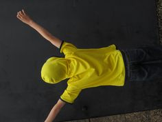 Yelloww and bright like the sun! Nothing can stop me now. Made of 100% GOTS certificated Organic Cotton. Sustainable Fashion for us all. Make a change and be EcoFashionable.