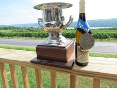 """During the 2012 New York Wine & Food Classic, Dr. Frank's won the prestigious """"Winery of the Year"""" award and """"Governor's Cup"""" for its 2011 Semi-Dry Riesling. This along with 78 gold metals for 2012, more than ever before in the winery's 50 years of operation."""