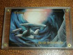 STAR TREK THE NEXT GENERATION THE WORMHOLE TRADING CARD COLLECTIBLE SKY BOX 33