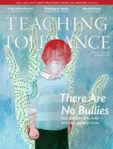 """Teaching Tolerance and Tolerance.org -- project of the Southern Poverty Law Center. Magazine (free to educators) and website. Excellent source of activism lessons, including an """"art and activism"""" long-term project for kindergarten that I'd like to try later in the school year."""