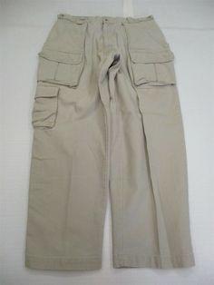 90c2499020 COLUMBIA Pants Men's Size 32 x 30 Cotton Hiking Fishing Beige Cargo  #fashion #clothing