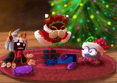 A Mean Christmas by fighterkirby12.deviantart.com on @DeviantArt