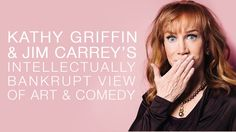 This week, the political world exploded into an uproar over stand-up comedienne Kathy Griffin's ultra-violent photograph where she...