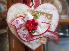A little Valentine Tutorial… Everyday Life | Official Blog of Lisa M. Pace