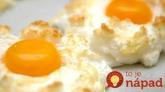 Easter Brunch Egg Nests recipe from Snow Deal. Easy Egg Recipes, Easy Dinner Recipes, Breakfast Recipes, Cooking Recipes, Egg Nest, Cocktail Desserts, Czech Recipes, Recipe 30, Morning Food