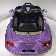 Thank you @abethea41 for your order.. starting your second car tomorrow.. baby purple and champagne Bentley gtc for ages 1-5 yrs old. With parental remote control, seat belts, Forgiato wheels and much more.. Order today. #lasvegas #powerwheels #luxurykidscarclub #nfl#celebritykids#wags#nflwags#bentley#lasvegas#momlife#mercedes#bbwla#kuwtk#nailsofinstagram#ihhatl#rhoa#rhobh#ihhh#rhooc#forgiato#vh1#mtv#cutebabies#babies #WorldOfWhips  #ballerbabies  #vegas #fitness…