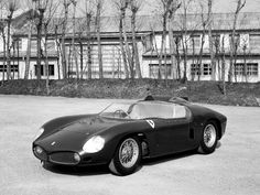 1961 Ferrari 246 SP