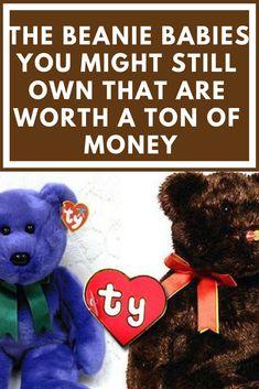 Beanie Babies Worth Money 38f019378102