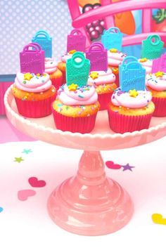Shopkins Birthday Party Ideas | Photo 1 of 37 | Catch My Party