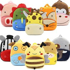 f19ef405fcdf 1027 best plush backpack images on Pinterest in 2018