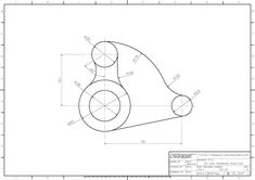 Autocad, T Bucket, Shah Alam, Technical Drawing, Musical Instruments, Engineering, Drawings, Mechanical Design, Drawing Techniques