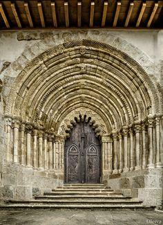 Church of San Pedro de la Rua , Estella-Lizarra, Spain