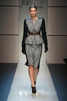 full figure fashion week 2014   Fashion week de Milan automne/hiver 2014 : Le défilé de la ...