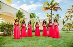 Cynthia & Chris' destination wedding in Punta Cana, Punta Cana beach wedding, Punta Cana wedding ideas @destweds