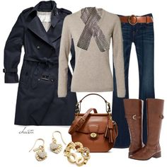 """Coach for Autumn"" by christa72 on Polyvore"