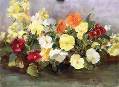 Read more about painting flowers at ArtistsNetwork.com