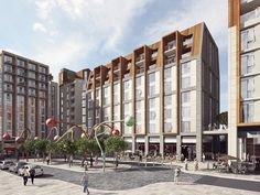 Investment - Luxury Residential Apartments, 1 Wolstenholme Square, Liverpool, L1 4JJ: http://www.novaloca.com/commercial-property/for-sale/liverpool/1-wolstenholme-square/126329?search=true