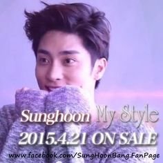 """1st Single """" My Style """"  by Sung Hoon  Release 21 April by The-Music-Is-My-Life on SoundCloud"""