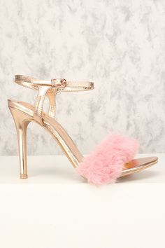 3db54992ca 54 Best Rose gold heels images in 2019 | Shoes heels, Womens high ...