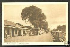 Batavia-Tram-Molenvliet-Weltevreden-Java-Indonesia-1920