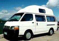 Go Cheap HighTop Campervan - 2-3 Berth