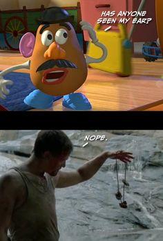 Toy Story vs. The Walking Dead