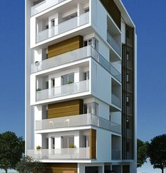 3 storey residential apartment building - Google Search