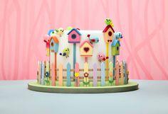 Quando la torta, di Pan di Spagna soffice, Crema Pasticcera, Frutta fresca e ben. Cake Icing, Fondant Cakes, Eat Cake, Fancy Cakes, Cute Cakes, Artist Cake, Satin Ice Fondant, Safari Cakes, 4th Birthday Cakes