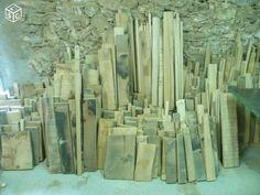 Planches chataignier pour travail du bois Bricolage Tarn - leboncoin.fr