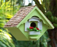 casinhas de passarinhos - Pesquisa Google
