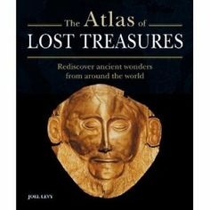 The Atlas of Lost Treasures: Rediscover Ancient Wonders from Around the World Used Book in Good Condition Winter Wonderland Background, Winter Wonderland Outfit, Indiana Jones, Beneath The Sea, The Atlas, Seven Wonders, Modern Times, New Year Gifts, Wonders Of The World