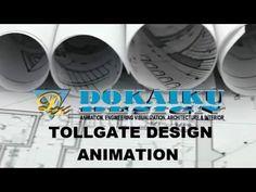 TOLLGATE DESIGN ANIMATION