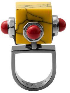 ESHVI Robot ring on Vein - getvein.com