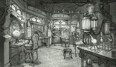 ArtStation - Victorian Research , David Noren