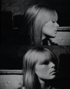 Nico by Warhol