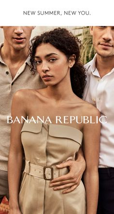 Looking for your next Summer staple? Whether you need an outfit for your next getaway, a friendly barbecue, or a first date, our new Summer 2017 collection features over 200 new styles to complete your warm-weather wardrobe. Find maxis, midis, asymmetrical dresses, and more! Shop all new arrivals at Banana Republic.