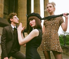 God Help the Girl --- Love Emily Browning's hair and style