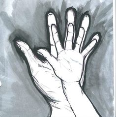 Father and Daughter's hands by LunaBelleHadley on deviantART