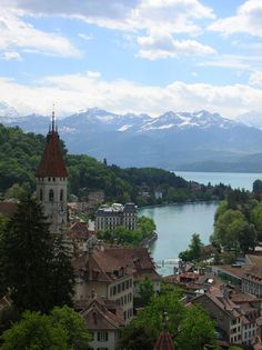 Switzerland: This place was very similar in beauty to Austria. What made it different is you had different languages being used in different parts of the country. The Swiss are very welcoming.