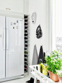fun way to store wine