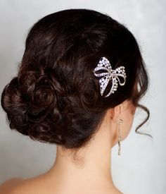8 Best Bridal Hair Brooches Images Bridal Accessories Hair Brooch