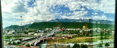 Buen día desde la ciudad de las montañas. #Monterrey