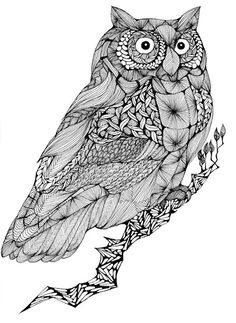 Zentangle Newsletter - Susan Cirigliano, CZT, used ING for the branch