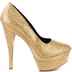 Promise Shoes   Taboo - Gold