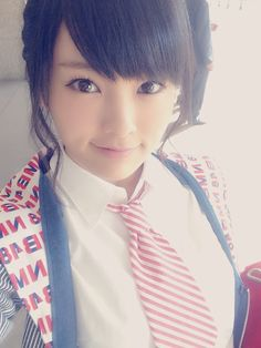 Yamamoto Sayaka (山本彩) Sayaka (さやか), Sayanee (さや姉) NMB48 (Team N)/ AKB48 (Team K) #AKB48 #NMB48 #beautiful #osaka #idol #japan #gravure #Google+ #Selfie