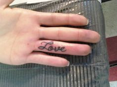 If anyone likes wearing tattoos on fingers then wedding finger is the first choice. Usually in modern days married or engaged couples go for Wedding Finger Tattoos. Inside Finger Tattoos, Wedding Finger Tattoos, Love Finger Tattoo, Wedding Ring Finger, Ring Finger Tattoos, Finger Tattoo Designs, Titanium Wedding Rings, Custom Wedding Rings, Patience Tattoo