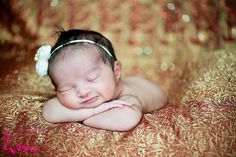 baby girl photography