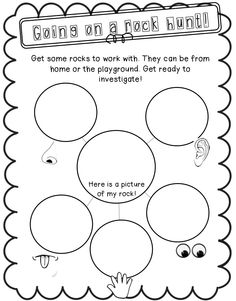 Soil Investigation Lesson Plan and Recording Sheet