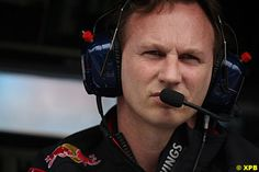 Chris Horner, Red Bull. Is it not such clear as 2011 season was? F1 Australian GP
